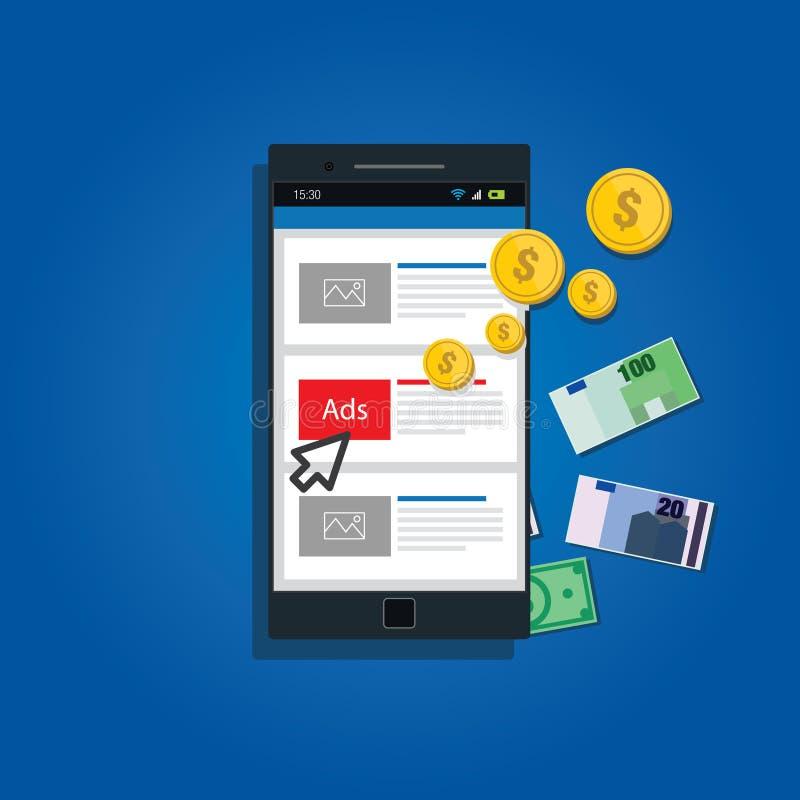 Download 流动广告概念 向量例证. 插画 包括有 信息, 移动, 通信, 网络, 概念, 媒体, 设备, 标签, 营销 - 72354299