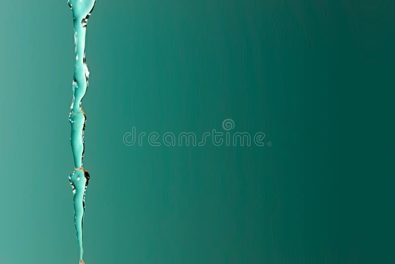 流动的水 库存图片