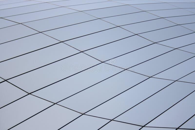 流的屋顶结构 免版税库存图片