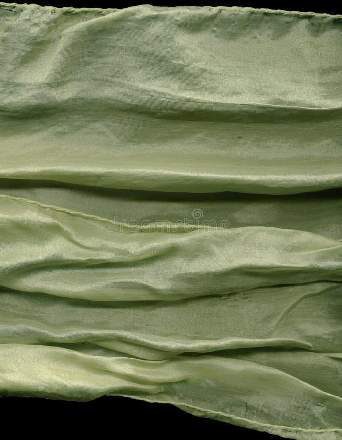流的浏览的丝绸 图库摄影