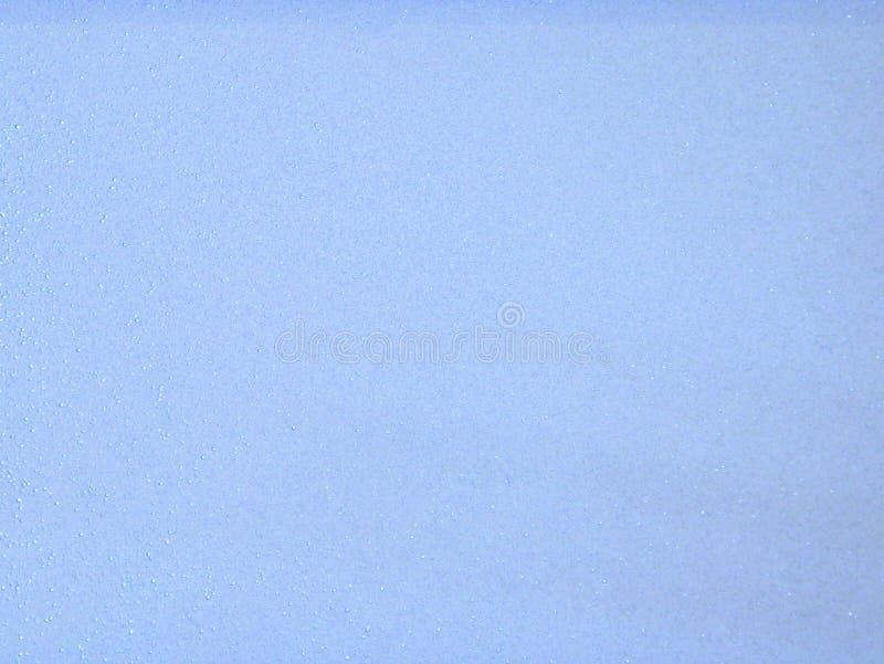 浅兰的光滑的单音背景 金属 纹理 特写镜头射击 库存图片