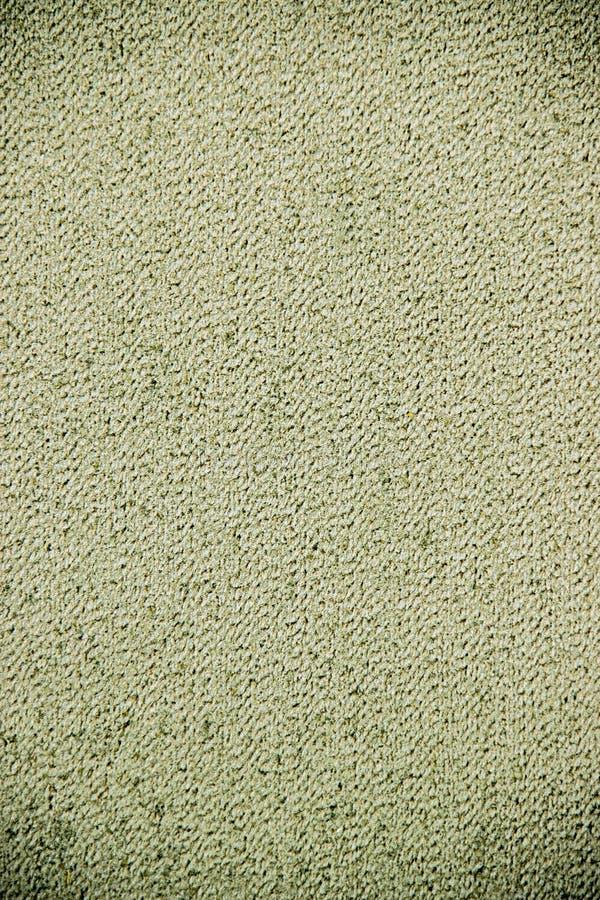 浅绿色的后面架靠背纹理沙发 库存图片