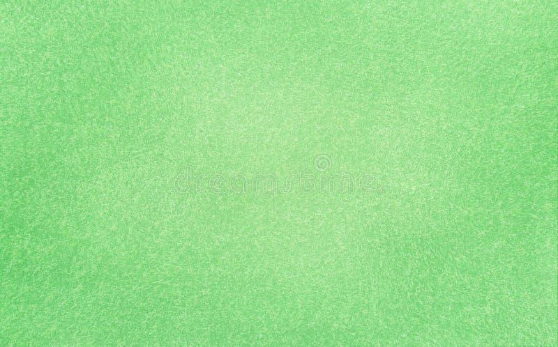 浅绿色的颜色毛玻璃纹理背景 免版税库存图片