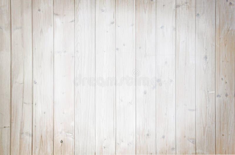 浅褐色的木板条绘与lasura 免版税库存照片