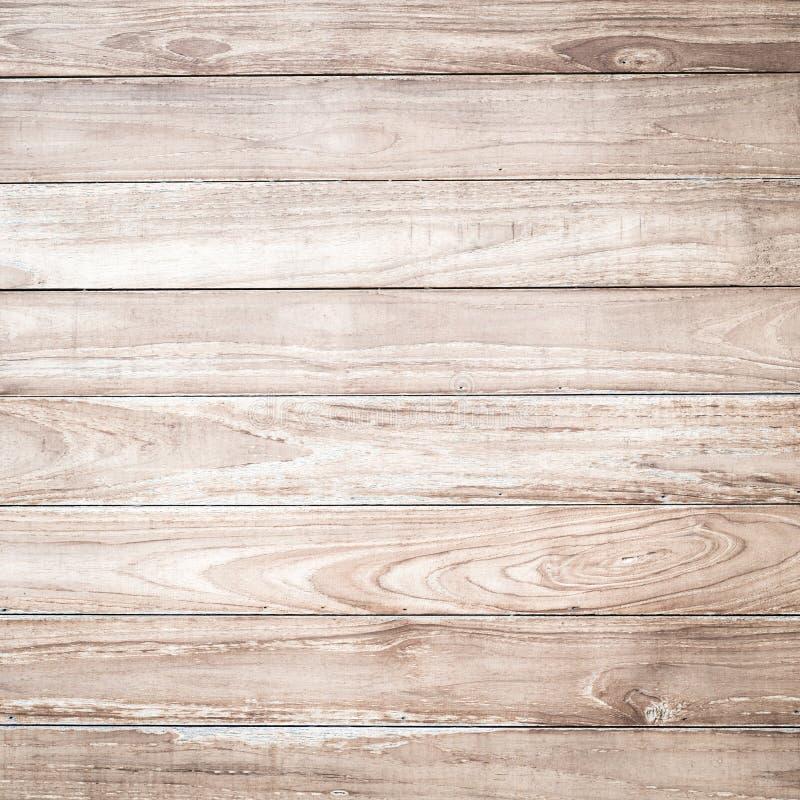 浅褐色的木背景 图库摄影
