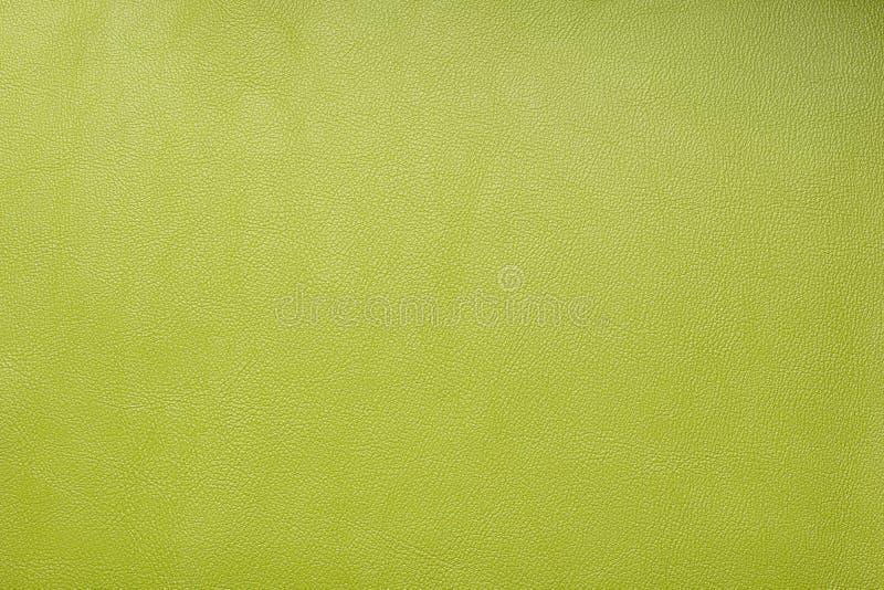 浅绿色的颜色皮革纹理 抽象背景desig 库存照片