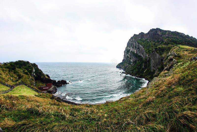 济州海岛 免版税库存照片