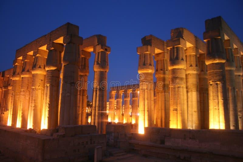 浏览的埃及 免版税图库摄影
