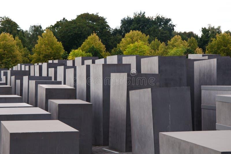 浩劫纪念品,柏林,德国。 免版税库存照片