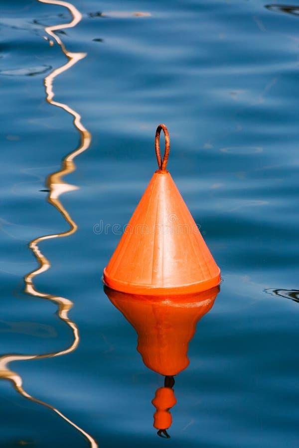 浮体定位 图库摄影