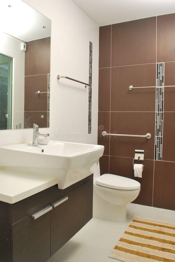浴空间 库存图片