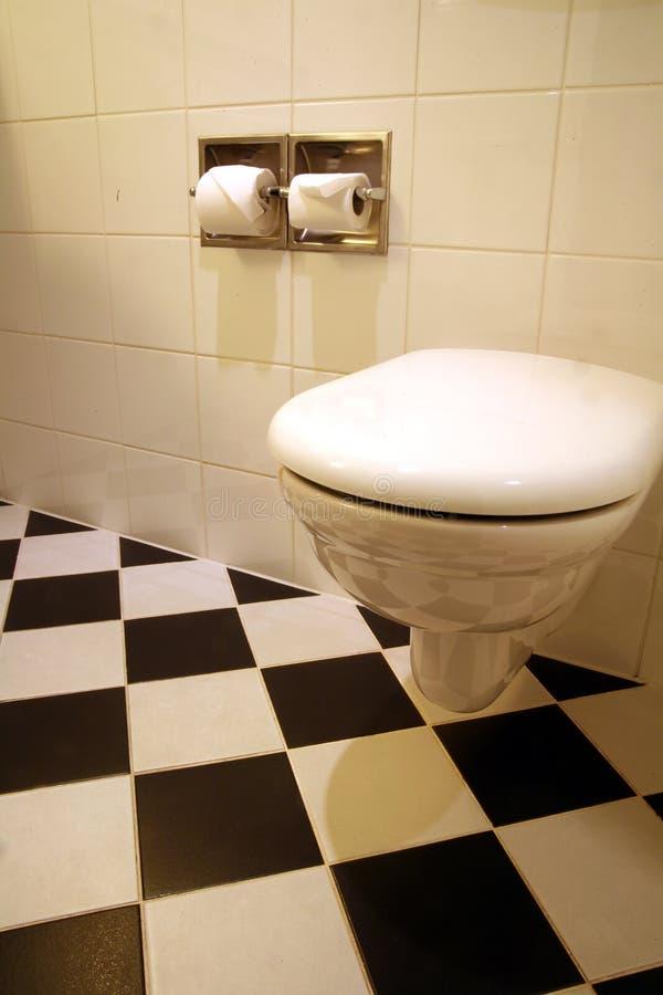 浴空间wc 免版税库存照片