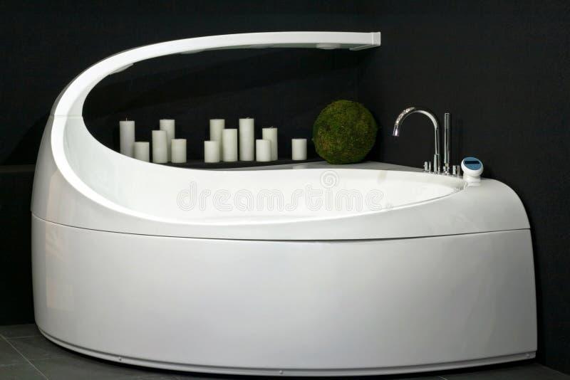 浴缸健康 免版税库存图片