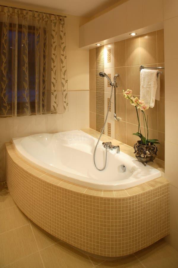 浴缸 图库摄影