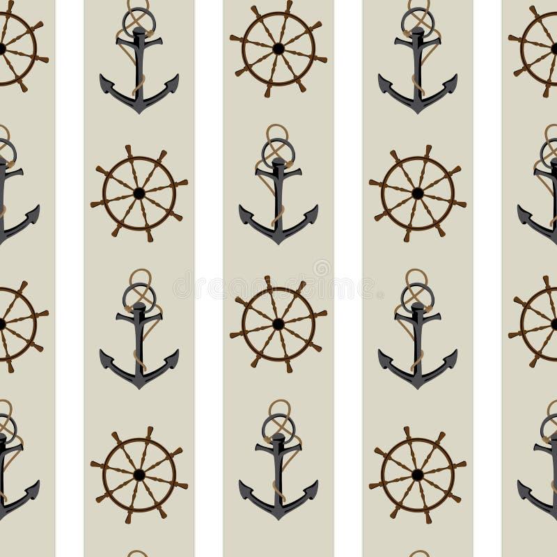 海军模式 皇族释放例证
