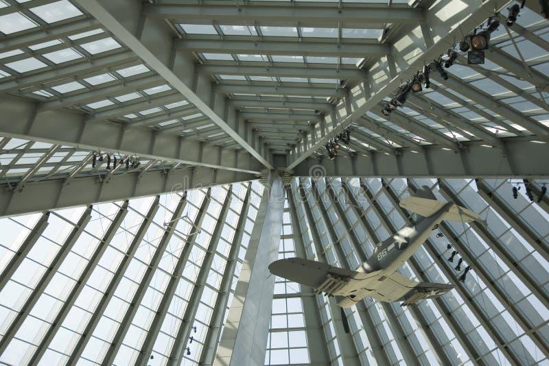 海军陆战队的国家博物馆 编辑类库存图片