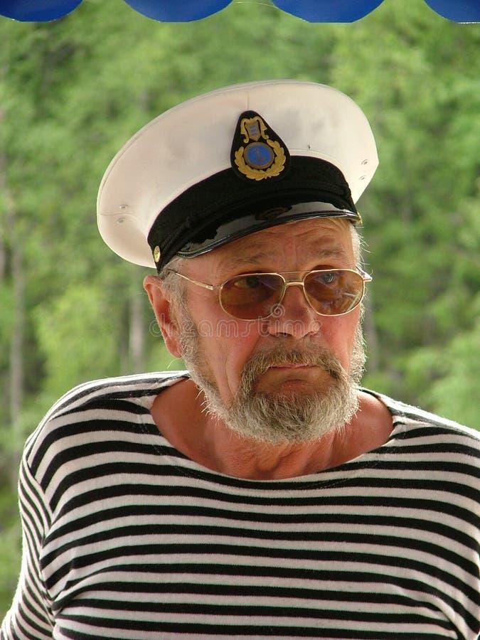 海员 免版税库存照片