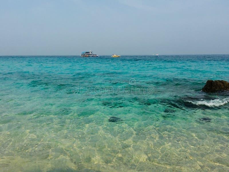 海在泰国! 免版税库存照片