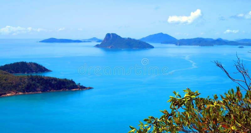 海在澳大利亚 免版税库存照片