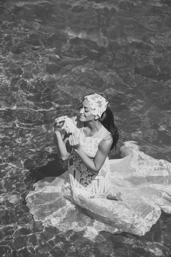 海外婚姻 蜜月旅行概念 库存图片