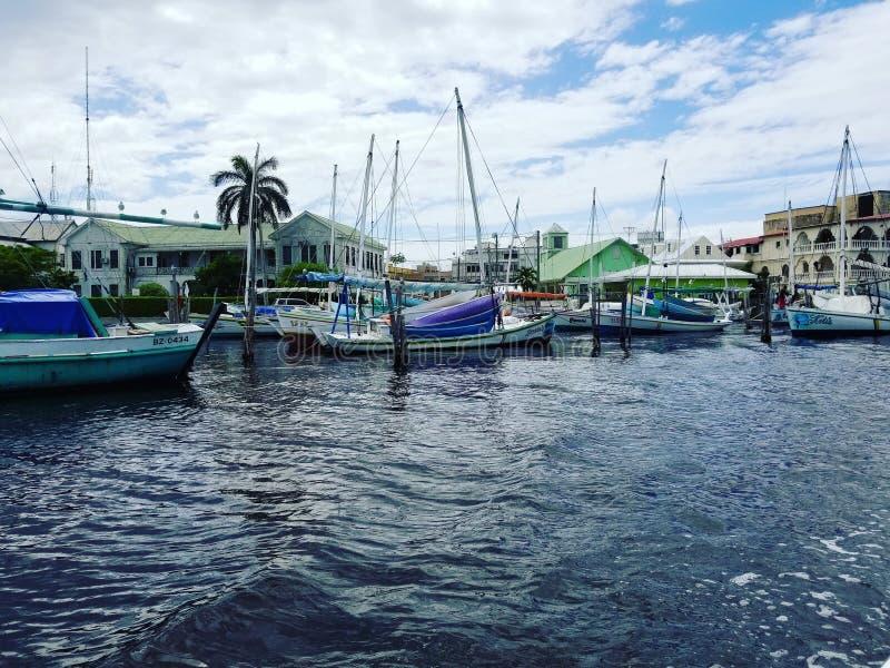 海岛生活 免版税库存照片