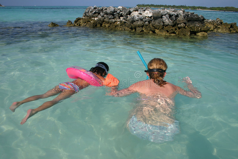 海岛马尔代夫 免版税图库摄影