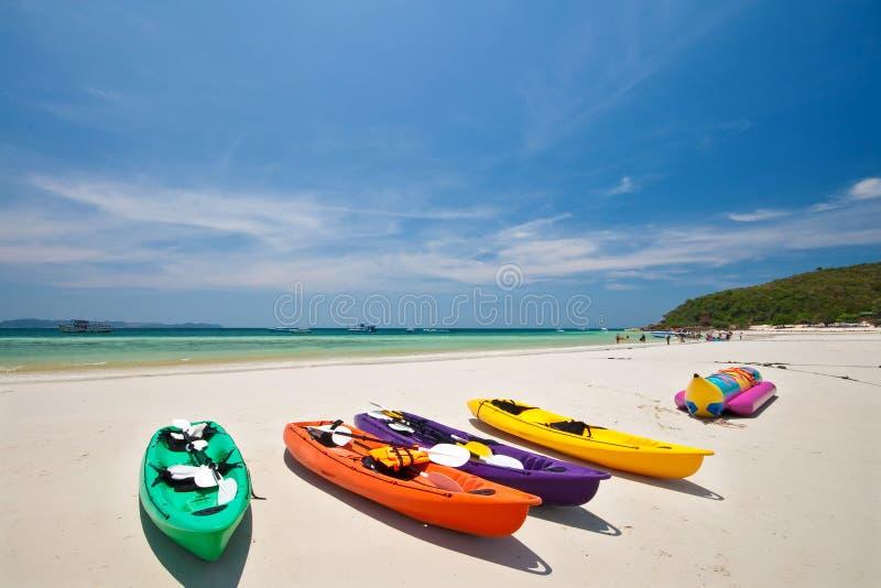 海岛lan pattaya泰国 库存图片