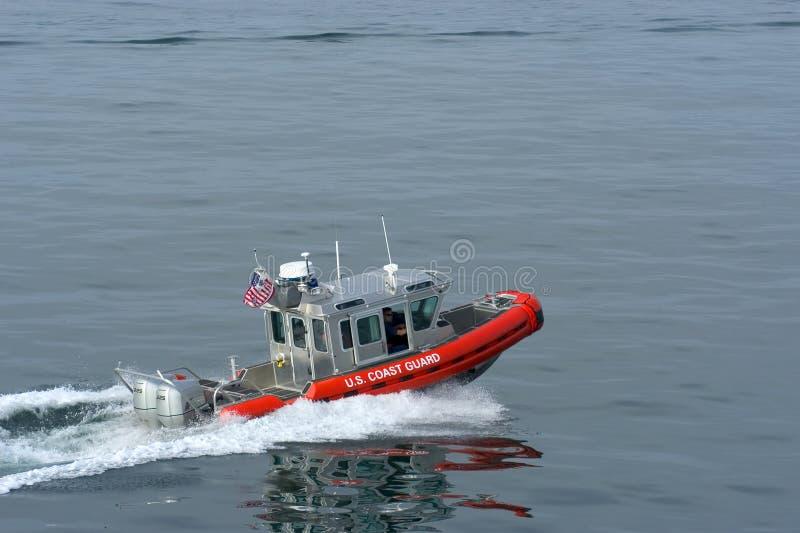 海岸警卫队我们 库存图片
