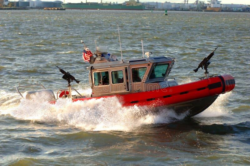 海岸警卫队我们 库存照片