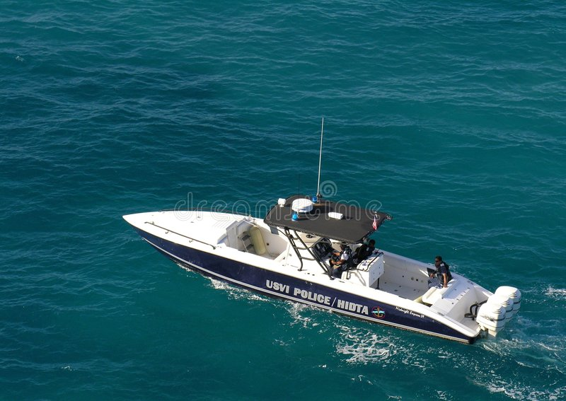 海岸警卫队 库存图片