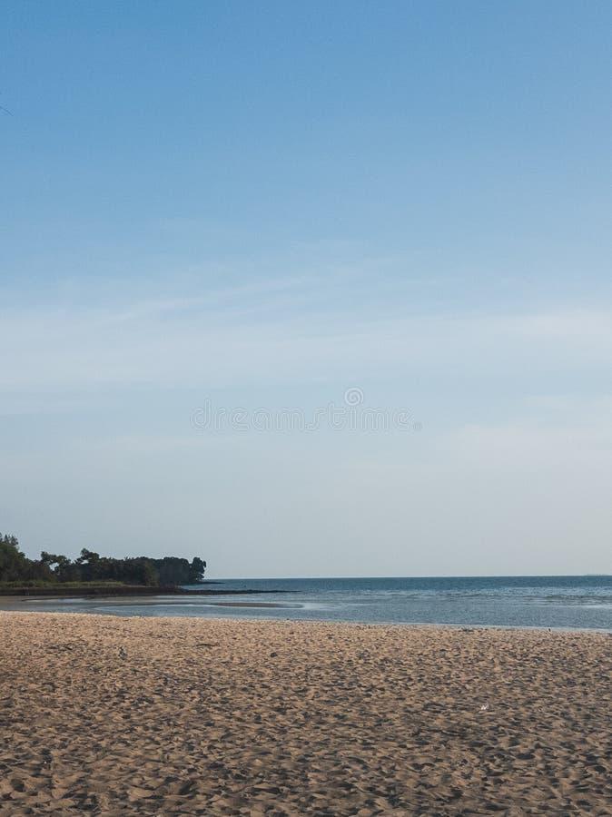 海岸,海滩,沙子 免版税库存图片