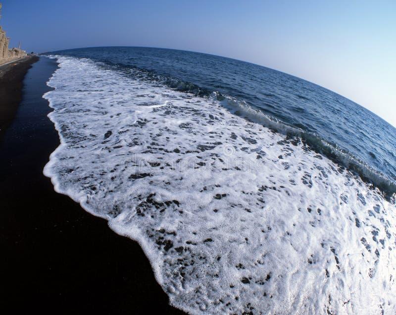 海岸 免版税库存图片