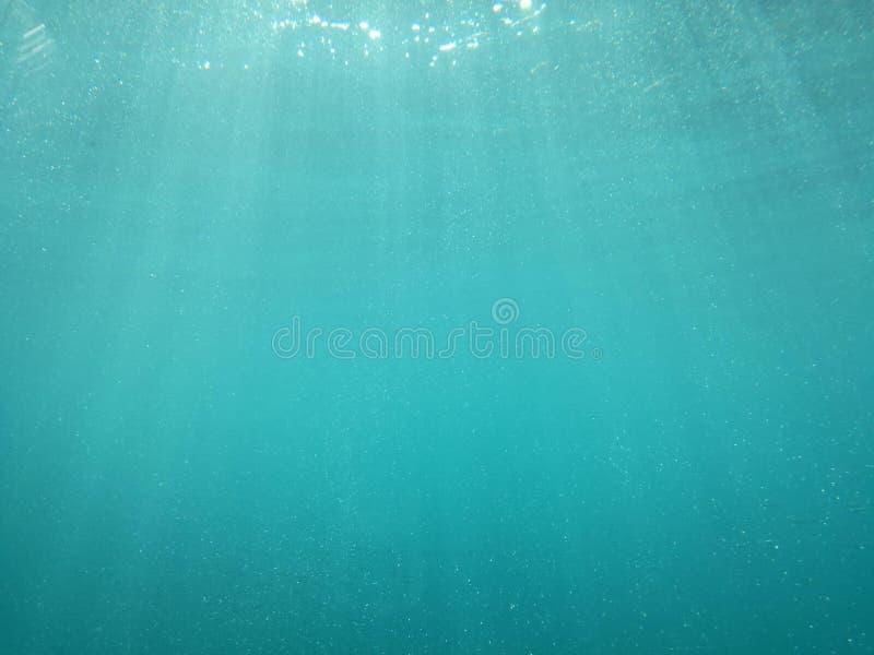 海底 免版税图库摄影