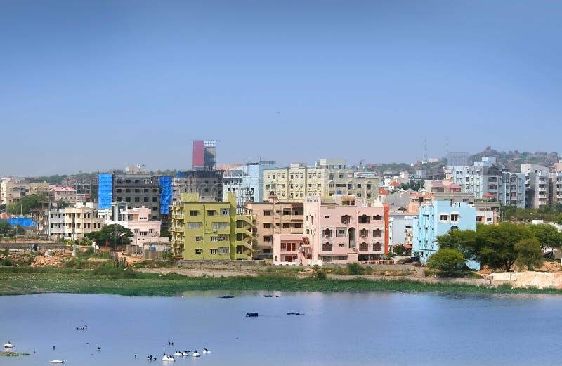 海得拉巴印度 图库摄影
