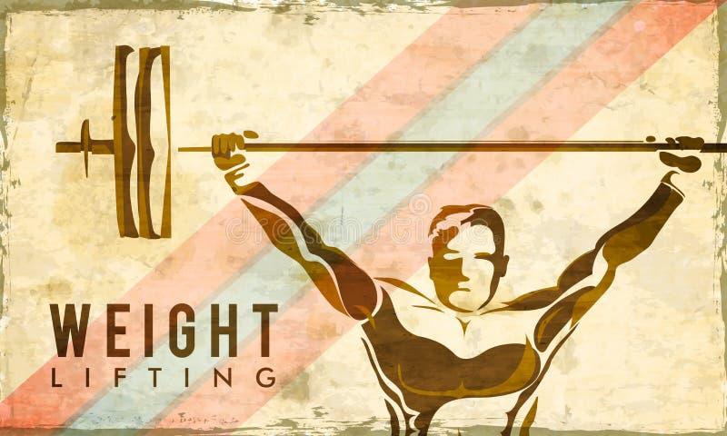 海报、横幅或者飞行物体育概念的 皇族释放例证