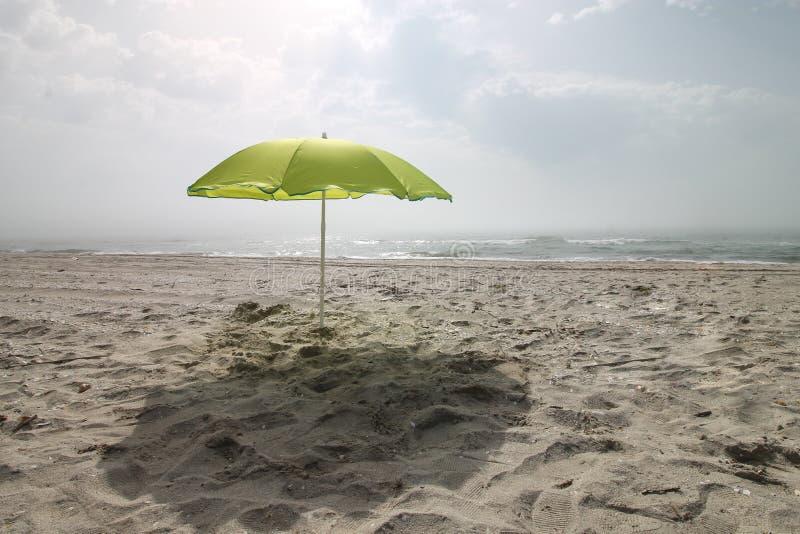 海景,狂放的海滩,海浪 图库摄影