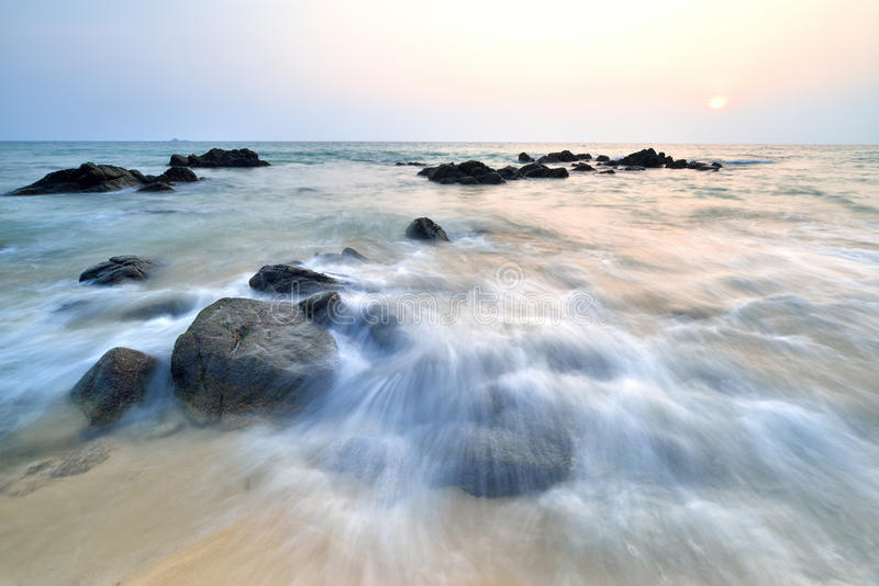 海景 图库摄影