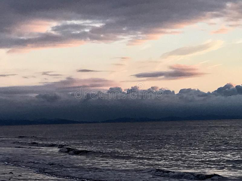 海景 库存照片