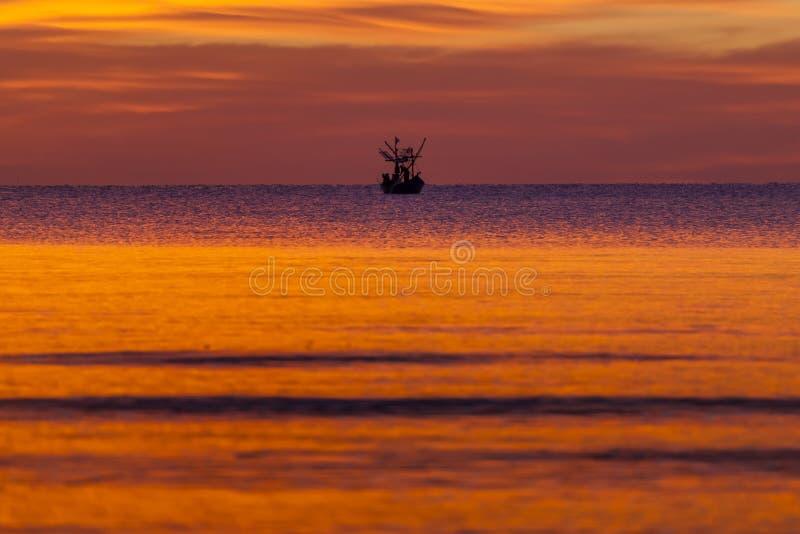 海泰国 免版税库存照片