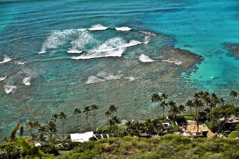 海洋太平洋 库存图片