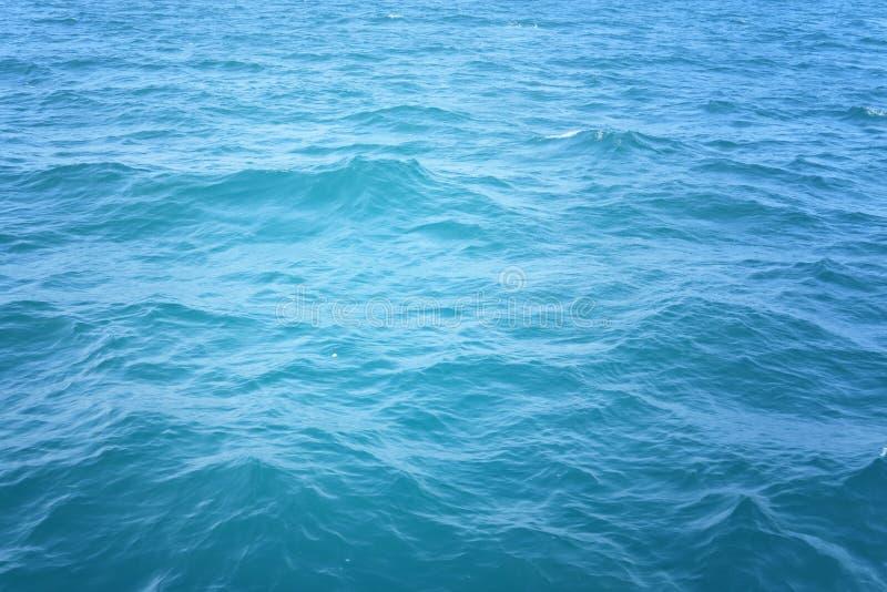 海洋水背景 图库摄影