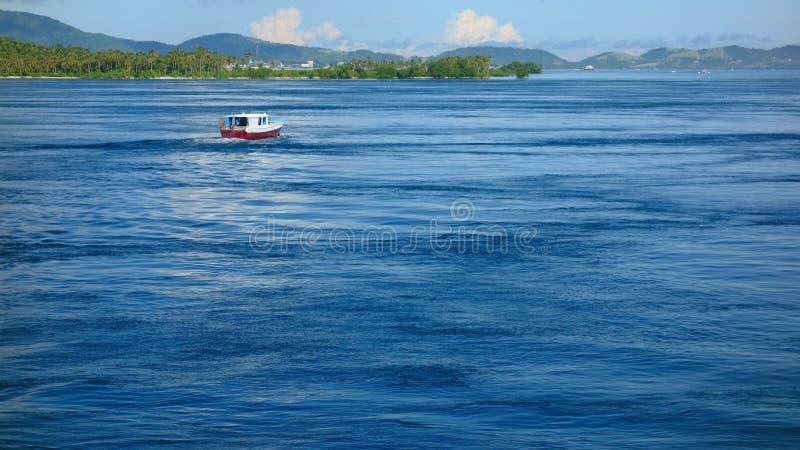 海洋流程 免版税库存照片