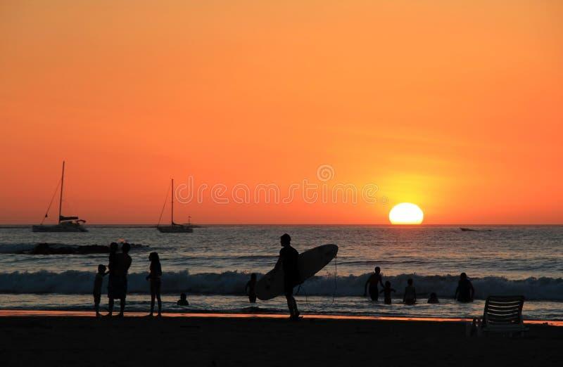 海浪的 图库摄影