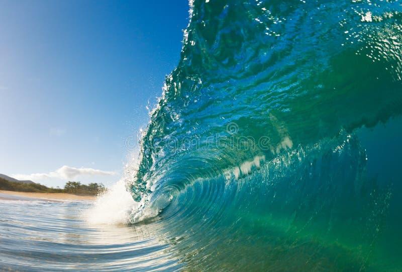 海浪 图库摄影