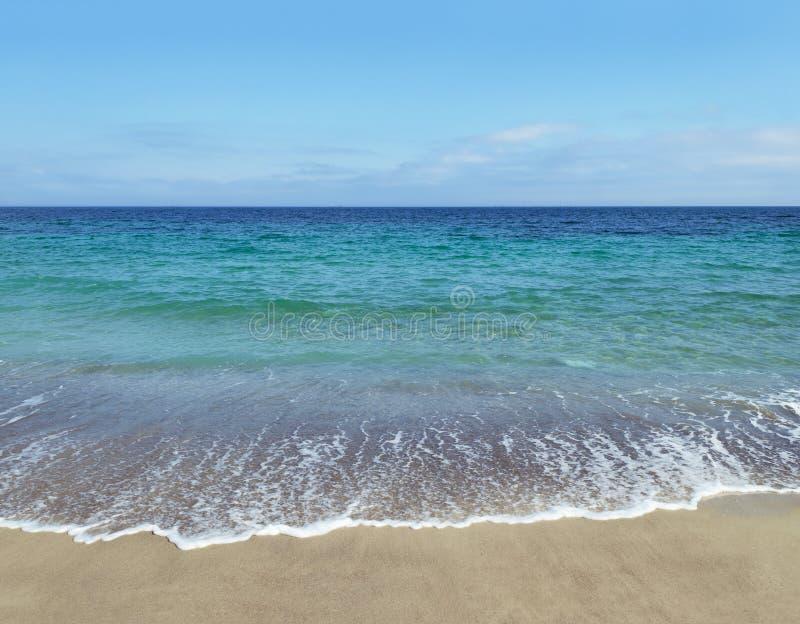 黑海海岸 库存图片