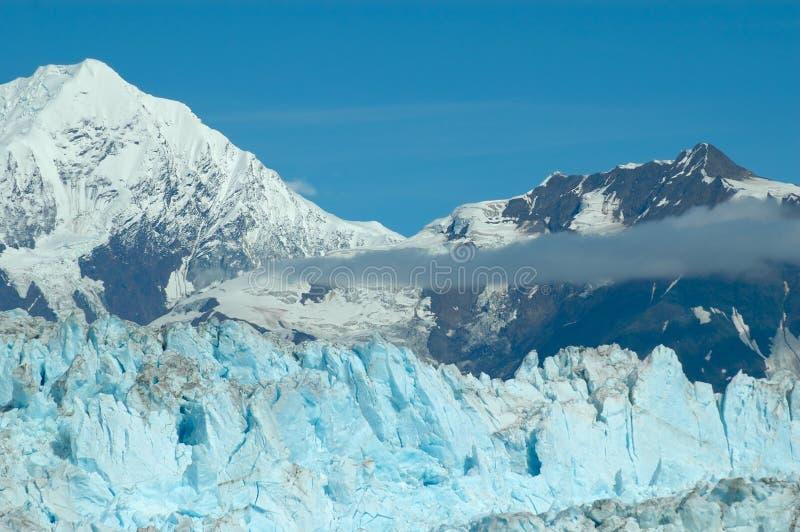 海湾冰川 免版税图库摄影