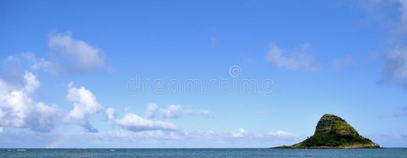 海湾夏威夷kaneohe 免版税库存照片