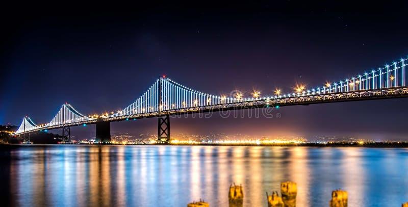 海湾Bridge2 免版税库存照片