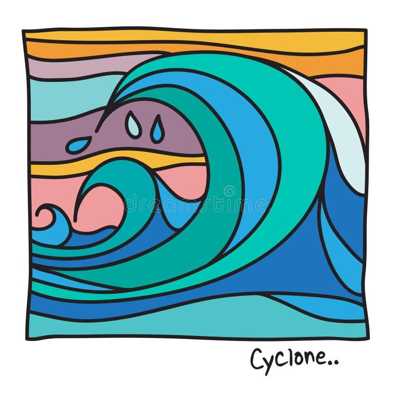 海滩、假期或者冲浪者海报 向量例证