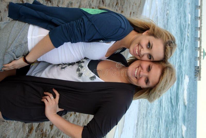 海滩十几岁